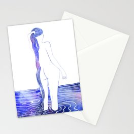 Nereid LIX Stationery Cards
