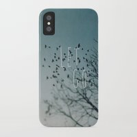let it go iPhone & iPod Cases featuring Let Go by Brandy Coleman Ford