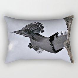 Keeper of the Plains Rectangular Pillow