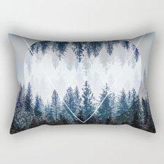 Woods 4 Rectangular Pillow