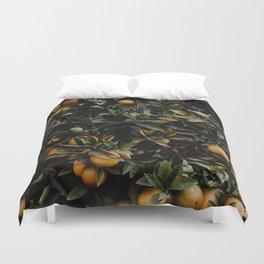 Wild Oranges Duvet Cover