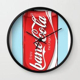 Bane Cola Wall Clock