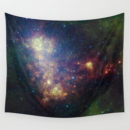 Small Magellanic Cloud Wall Tapestry