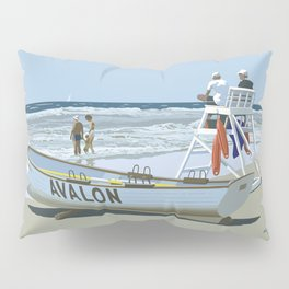 Avalon, Cooler by a Mile Pillow Sham