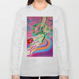 """""""Love AmBASSador"""" by Adam France Long Sleeve T-shirt"""