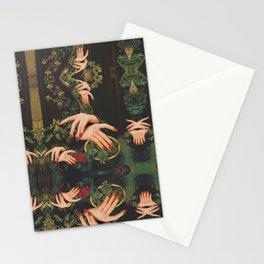 Touch Plants Stationery Cards