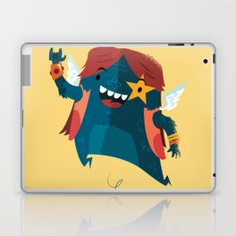 :::Rock Monster::: Laptop & iPad Skin