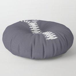 Unzip your imagination Floor Pillow