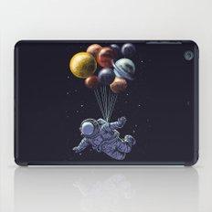 Space travel iPad Case