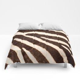 Zebra #society6 #buyart Comforters