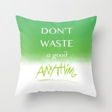 Treasure All the Things Throw Pillow