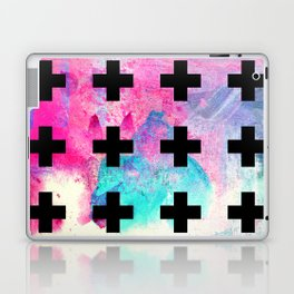 Crosses Laptop & iPad Skin