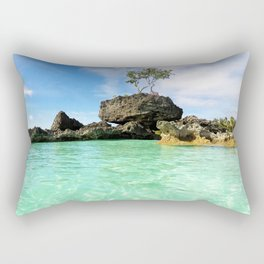 Boracay Bliss Rectangular Pillow