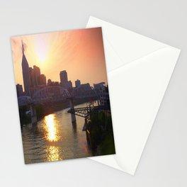 Nashville Dusk Stationery Cards