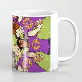 Olympus Heroes Coffee Mug