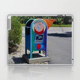 Captiva Island Mailbox- horizontal Laptop & iPad Skin