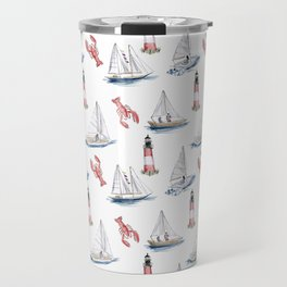 Maritime Travel Mug