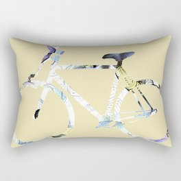 Bicycle by Leslie Harlow Rectangular Pillow