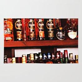 Booze Rug