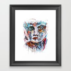 Deep Soul 13 Framed Art Print