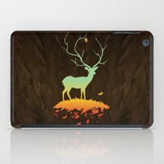Fawn and Flora iPad Case