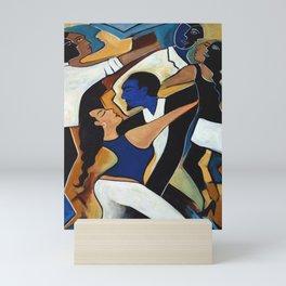 Dance with Me Mini Art Print