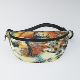 AnimalArt_Cheetah_20170603_by_JAMColorsSpecial Fanny Pack