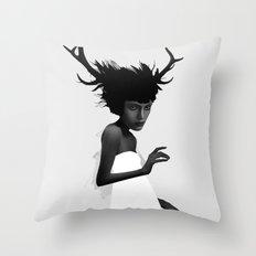 Pagia Throw Pillow