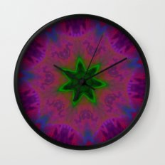 Kaleidoscope 'K1 SN' Wall Clock