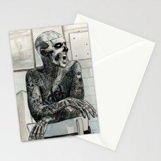 Zombie Boy Stationery Cards