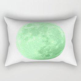 LIME MOON Rectangular Pillow