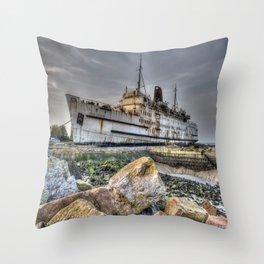 The Duke of Lancaster Throw Pillow
