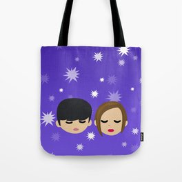 Starfall (My Love From Another Star / You From Another Star)  Tote Bag
