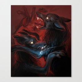 Betrayer Canvas Print