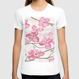 Pink Dogwood T-shirt