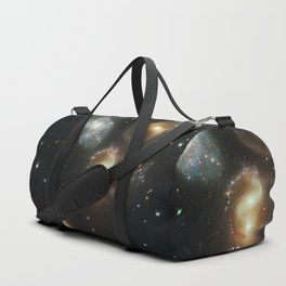 Galactic wreckage Duffle Bag