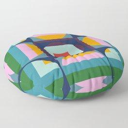 Funky Groovy Mega Disco Floor Pillow