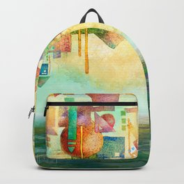 First, Dream Backpack