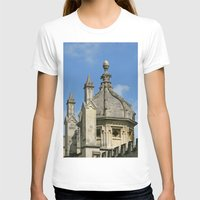 spires T-shirts featuring Spires of All Souls by Ann Horn