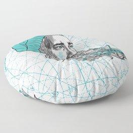 Ahoi Sailor Hauke Floor Pillow