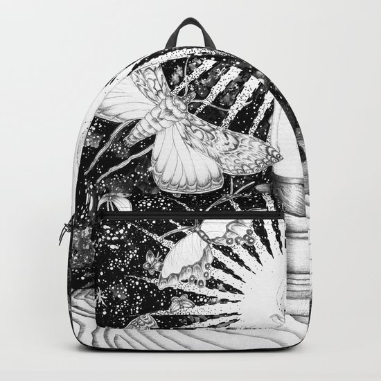 Dance of the Moths Backpack