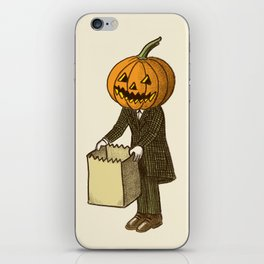Happy Halloween! iPhone Skin