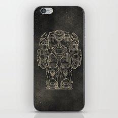 Hulkbuster iPhone & iPod Skin