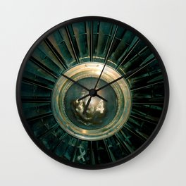 """Power"" Wall Clock"