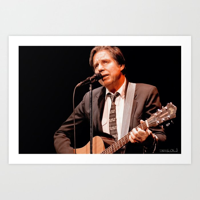 John Doe - Musician and Poet Art Print