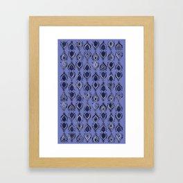 Taj Sprig Framed Art Print