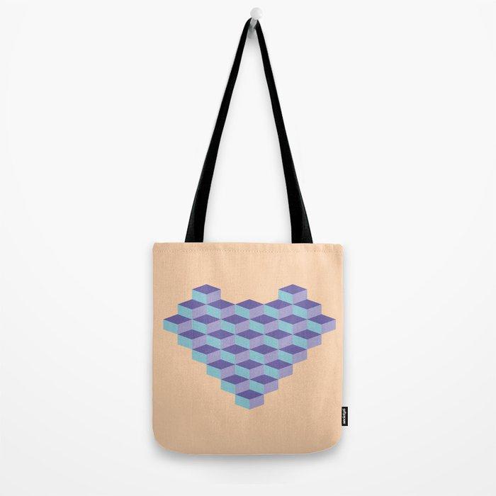 Blocs Tote Bag