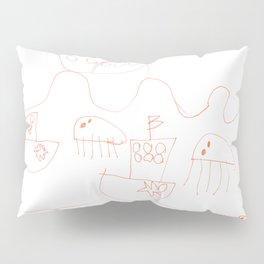 Life at sea Pillow Sham
