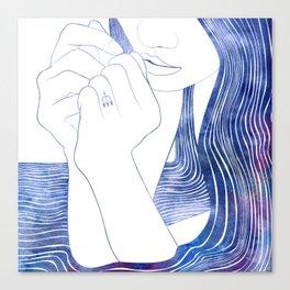 Nereid XXIX Canvas Print