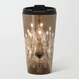 Sparkling Chandelier Travel Mug